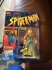 Spider-Man Animated Series PETER PARKER 1994 Toy Biz,Action Figure,Marvel Comics For Sale