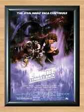 Empire Strikes Back Movie Style A Star Wars Episode V 5 Kastel A4 Print Poster