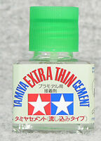 Tamiya 87038 Extra Thin Cement 40ml Plastic Model Tool Made in Japan Fast Ship