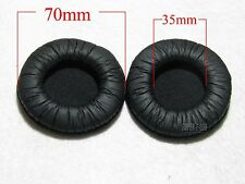 New Replacement Earpads For Audio-Technica ATH-SJ3 Headphones 70mm