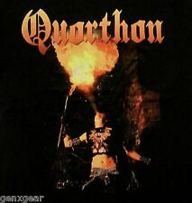 BATHORY cd lgo QUORTHON Hail the Hordes Official SHIRT SMALL new