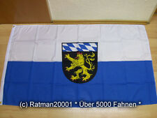 Fahnen Flagge Oberbayern - 90 x 150 cm