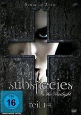 Subspecies - In The Twilight - Teil 1 - 4 (2012) NEU & OVP