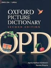 The Oxford Picture Dictionary: Bilingual Dictionary for Urdu-Speaking Teenage and Adult Students of English by Jayme Adelson-Goldstien, Norma Shapiro (Paperback, 2008)