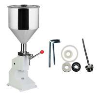 Manual Paste & Liquid Filling Machine 5-50ml