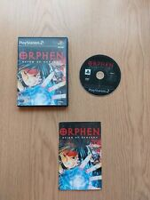 New listing PS2 PlayStation 2 game 'Orphen: Scion of Sorcery' (PAL)