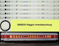 SMIB200 SMD LED Waggon Innenbeleuchtung 200mm Warmweiß Analog/Digital C3242