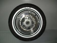 Ruota Anteriore Cerchio Disco Ruote Freno Freni Kymco Xciting 250 2005 06 2006