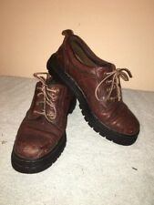 Timberland Brown Leather Hiking Shoes Size 10 M