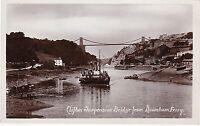 Suspension Bridge From Rownham Ferry, CLIFTON, Bristol RP