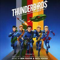 OST-ORIGINAL SOUNDTRACK TV - THUNDERBIRDS ARE GO VOL,2   CD-ROM NEW+