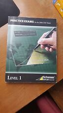 [Level 1] Practice Exams for the 2006 CFA Exam by Schweser Kaplan Financial