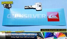 Quicksilver pegatina sticker decal aufkleber autocollant adesivi 3M 50 Series