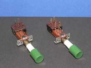 PETRICK 285/5 Netzschalter für BRAUN Power Switch 2 Stück Lot