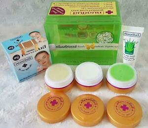 Dr. Yanhee Whitening Cream Set of 5 Pieces Seaweed+Glutathione Result In 14 Days