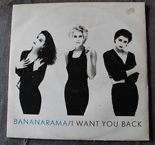 Bananarama, i want you back, Maxi Vinyl