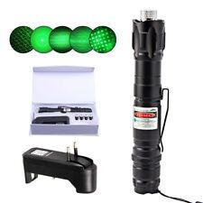 Laserpointer Grün 532NM mit 5 Formen Strahl Sichtbar Wiederaufladbar Nein Akku