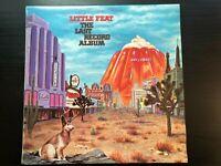 """Little Feat """"The Last Record Album"""" Australian Press Warner's Label VG+/ Ex Con"""