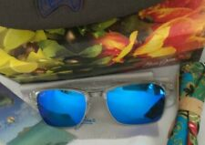 Maui Jim Kawika Crystal Sunglasses with Blue Hawaii Polarized Lenses MJ B257-05C