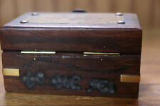 Marine Brass Nautical Telescope with Case; Engraving, Collapsible, Portable