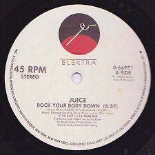 Oran 'Juice' Jones / Rock Your Body Down