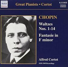 Cortot, Alfred-Chopin: waltzes/IMAGINATION CD neuf emballage d'origine