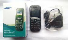 Samsung Keynote2- E1200 Black (Unlocked) Mobile Phone Brand New Boxed