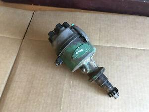 oliver 77 88 super 770 880 tractor delco distributor w/tach drive gear 1112587