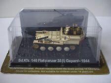 SD.KFZ. 140 FLAKPANZER 38(T) GEPARD-1944 Die-Cast Model.