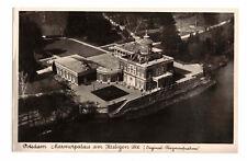Ak Potsdam Marmorpalais am Heiligen See Original Fliegeraufnahme 1935er !