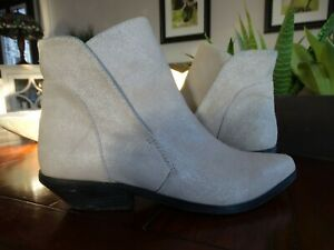 SHELLYS LONDON Hingston Ice Cracked Leather ankle Boot 8.5