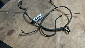 Cadillac 1960 control side front seat with wire harness working condition