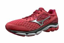 Mizuno Wave Inspire 12 Women's Size 8 Athletic Running Shoes Pink Silver Gray