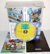 MARIO POWER TENNIS - Wii U Nintendo Gioco Bambini Game