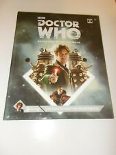 The Eighth Doctor Sourcebook  Dr Who AITAS RPG - Supplement & Campaign