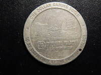 IMPERIAL PALACE LAS VEGAS NEVADA ONE DOLLAR GAMING TOKEN  WW135XCX