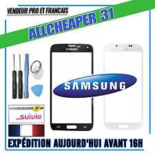 VITRE ÉCRAN TACTILE POUR SAMSUNG GALAXY S5 S4 S3 S2  noir blanc bleu+ kit outils