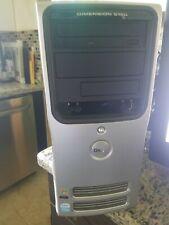 Dell Dimension 5150 PC Desktop (Intel Pentium 2.80GHz 512MB .99GB Win xpPro)