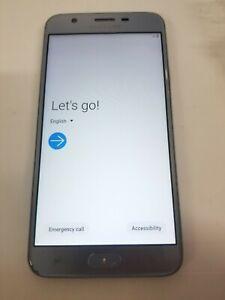 Read* Samsung J7 Star SM-J737T1 - Silver - (Metro Unlocked) 32GB  ~42626