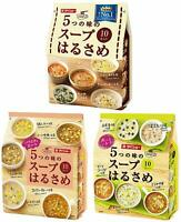 C682 F/S Daisho 5 flavors of soup Harusame Glass noodles 10pcs 3type Low calorie