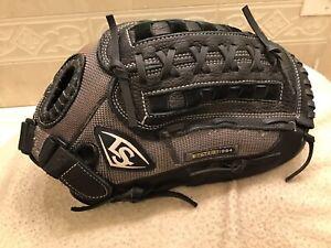"Louisville Genesis1884 GNGM55 13.5"" Baseball Softball Glove Right Hand Throw"