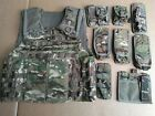 MTP Osprey Body Armour Vest + 9 Pouches 190/108 Multi Terrain Pattern