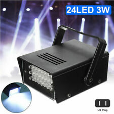 Mini 24LED Ball Laser Projector Stage Light DJ Club Disco KTV Party Bar AC 110V