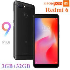 Xiaomi Redmi 6 Helio P22 Octa Core 3GB+32GB Face ID 12MP Dual SIM 4G Smartphone