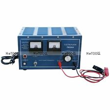 30A Plating Machine Electroplating Rectifier Platinum/Silver/Gold Jewelry Repair