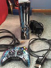 Microsoft Xbox 360 S Halo 4 Limited Edition 320GB Blue Console