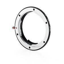 High Quality Leica R-EOS Leica R Lens to Canon EOS Camera Mount Adapter Ring