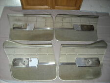 1968 1969 Oldsmobile 88 Door panels