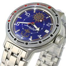 Vostok Amphibian scuba diving Russian watches  Mechanical: Automatic #420374 *