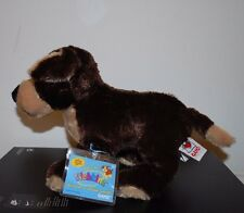 GANZ WEBKINZ MOCHA PUP PUPPY PET DOG CODE CARD SEALED STUFFED PLUSH ANIMAL